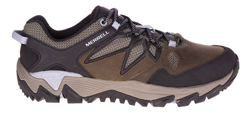 Womens Merrell All Out Blaze 2 Hiking Shoe - Dark Olive 9.5