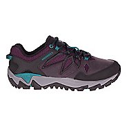 Womens Merrell All Out Blaze 2 Hiking Shoe - Berry 6