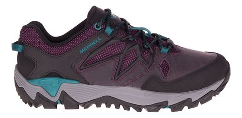 Womens Merrell All Out Blaze 2 Hiking Shoe - Berry 9