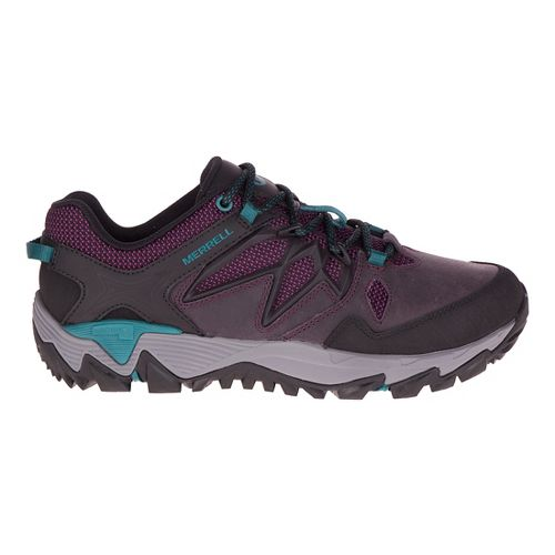 Womens Merrell All Out Blaze 2 Hiking Shoe - Berry 10.5