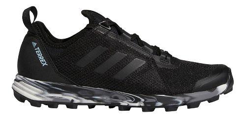 Womens adidas Terrex Agravic Speed Trail Running Shoe - Black 11