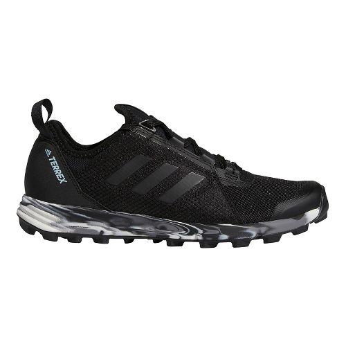 Womens adidas Terrex Agravic Speed Trail Running Shoe - Black 6.5