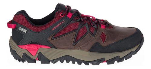 Womens Merrell All Out Blaze 2 Waterproof Hiking Shoe - Cinnamon 9