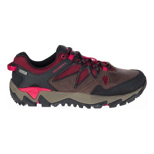 Womens Merrell All Out Blaze 2 Waterproof Hiking Shoe - Cinnamon 10.5
