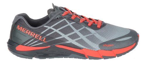 Womens Merrell Bare Access Flex Running Shoe - Paloma 7