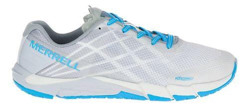 Womens Merrell Bare Access Flex Running Shoe - Ice 10