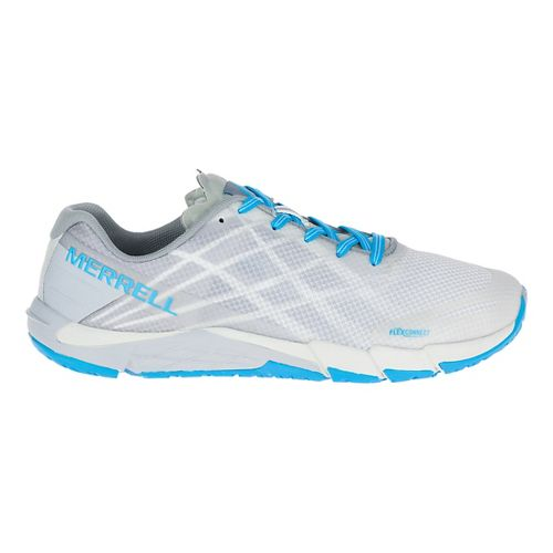 Womens Merrell Bare Access Flex Running Shoe - Ice 5