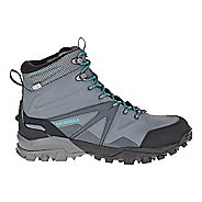 Womens Merrell Capra Glacial Ice+ Mid Waterproof Hiking Shoe