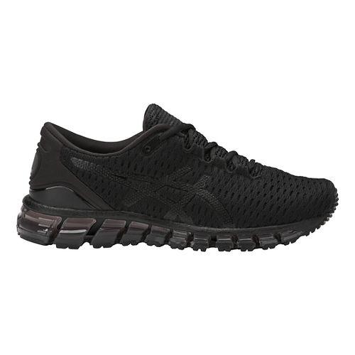 Womens ASICS GEL-Quantum 360 Shift Running Shoe - Black/Black 6.5