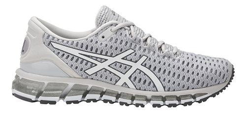 Womens ASICS GEL-Quantum 360 Shift Running Shoe - Grey/White 7.5