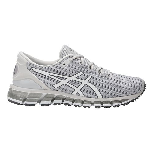 Womens ASICS GEL-Quantum 360 Shift Running Shoe - Grey/White 9.5