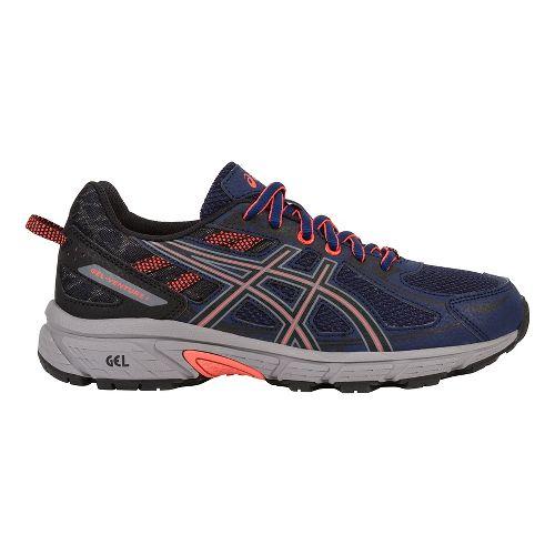 Womens Asics Gel Venture 6 Trail Running Shoe Indigo C 10 5