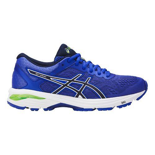 Womens ASICS GT-1000 6 Running Shoe - Blue/Indigo 11.5