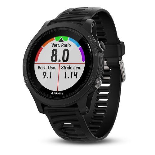 Garmin Forerunner 935 GPS Running and Triathlon Watch + Wrist HRM Monitors - Black/Grey