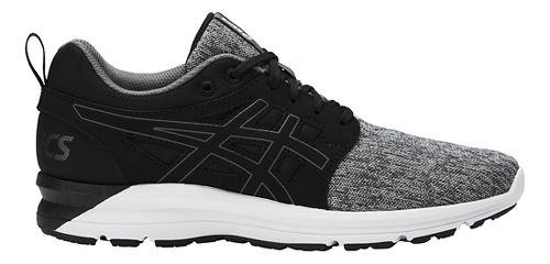 Womens ASICS Torrance Casual Shoe - Grey/Black 5