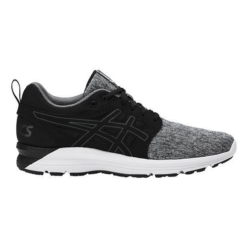 Womens ASICS Torrance Casual Shoe - Grey/Black 5