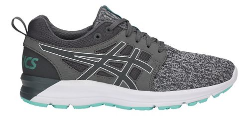 Womens ASICS Torrance Casual Shoe - Carbon/Blue 6