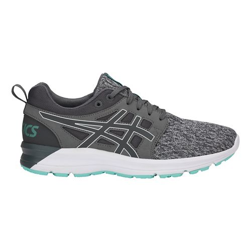 Womens ASICS Torrance Casual Shoe - Carbon/Blue 11.5