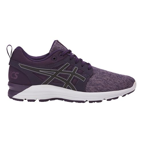 Womens ASICS Torrance Casual Shoe - Purple/Black 9.5