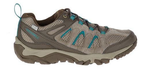 Womens Merrell Outmost Vent Waterproof Hiking Shoe - Boulder 11