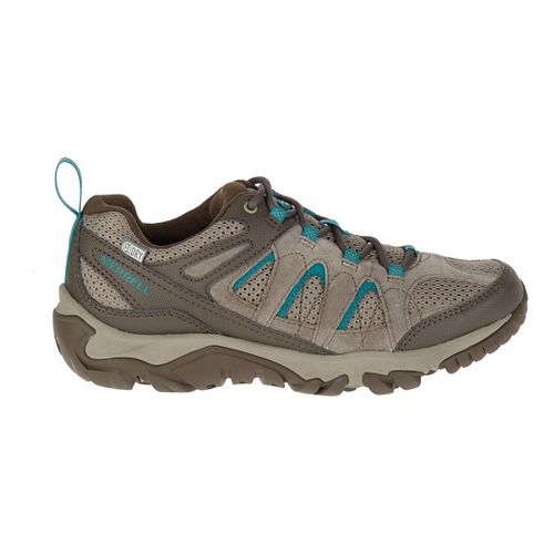 Womens Merrell Outmost Vent Waterproof Hiking Shoe - Boulder 8.5