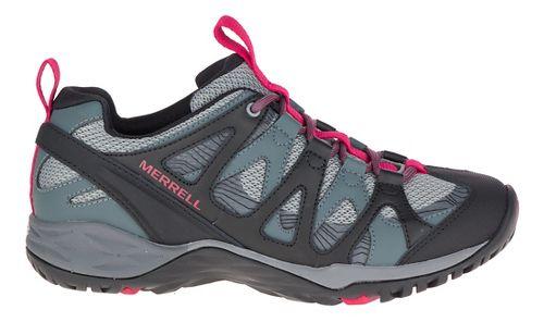 Womens Merrell Siren Hex Q2 Hiking Shoe - Turbulence 6.5
