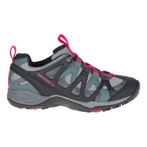 Womens Merrell Siren Hex Q2 Hiking Shoe - Turbulence 5