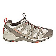 Womens Merrell Siren Hex Q2 Hiking Shoe - Oyster Grey 10.5