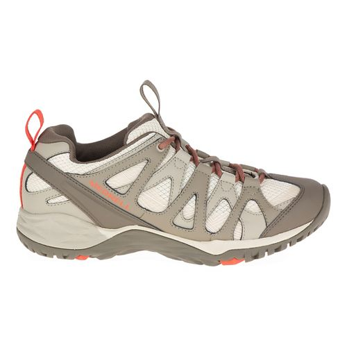 Womens Merrell Siren Hex Q2 Hiking Shoe - Oyster Grey 10
