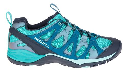 Womens Merrell Siren Hex Q2 Hiking Shoe - Baltic 5.5