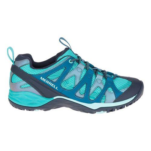 Womens Merrell Siren Hex Q2 Hiking Shoe - Baltic 10