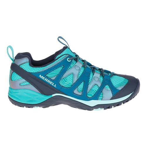 Womens Merrell Siren Hex Q2 Hiking Shoe - Baltic 5