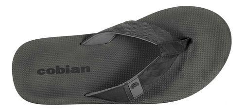 Mens Cobian Beacon Sandals Shoe - Black 12