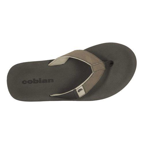 Mens Cobian Beacon Sandals Shoe - Chocolate 9