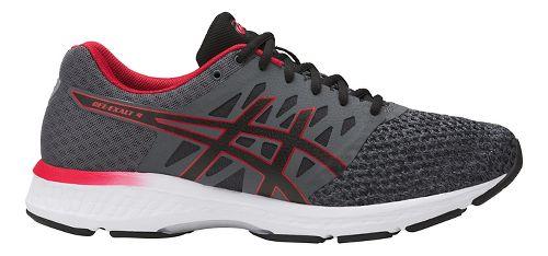 Mens ASICS GEL-Exalt 4 Running Shoe - Blue/Black 11.5