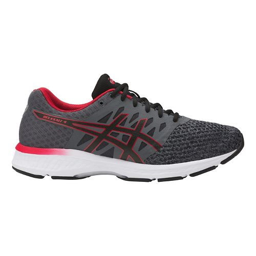 Mens ASICS GEL-Exalt 4 Running Shoe - Carbon/Black 11.5