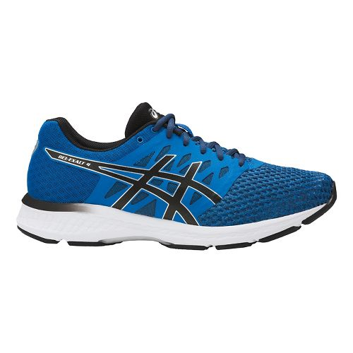 Mens ASICS GEL-Exalt 4 Running Shoe - Blue/Black 7.5