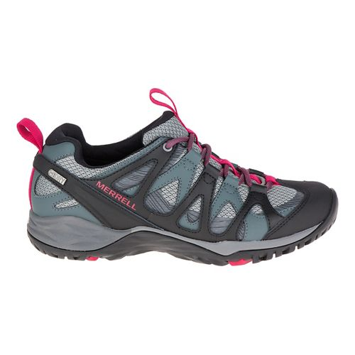 Womens Merrell Siren Hex Q2 Waterproof Hiking Shoe - Turbulence 5.5