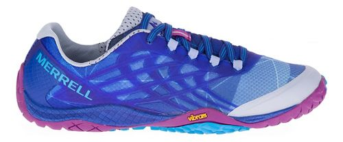 Womens Merrell Trail Glove 4 Trail Running Shoe - Aleutian 9