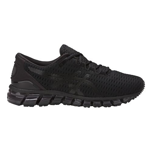 Mens ASICS GEL-Quantum 360 Shift Running Shoe - Black/Black 8