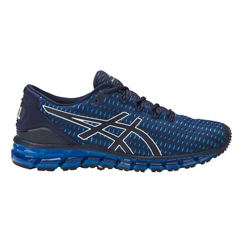 Mens ASICS GEL-Quantum 360 Shift Running Shoe - Navy/Blue 7