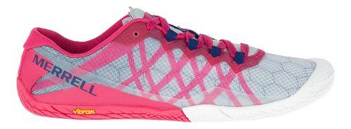 Womens Merrell Vapor Glove 3 Trail Running Shoe - Azalea 10.5