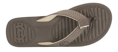Mens Cobian Hydro Pod Sandals Shoe - Chocolate 9