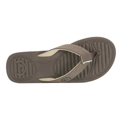 Mens Cobian Hydro Pod Sandals Shoe - Chocolate 8