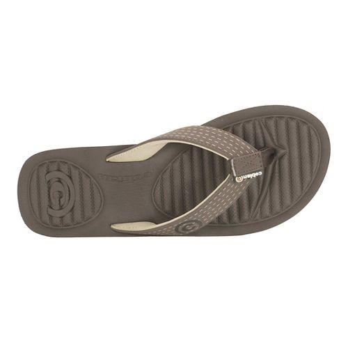 Mens Cobian Hydro Pod Sandals Shoe - Chocolate 9