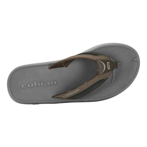 Mens Cobian OTG Sandals Shoe - Charcoal 8