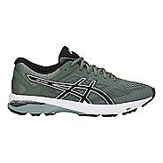 Mens ASICS GT-1000 6 Running Shoe - Forest/Black/White 14