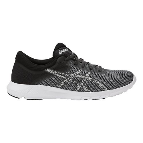 Mens ASICS Nitrofuze 2 Casual Shoe - Carbon/Grey 10