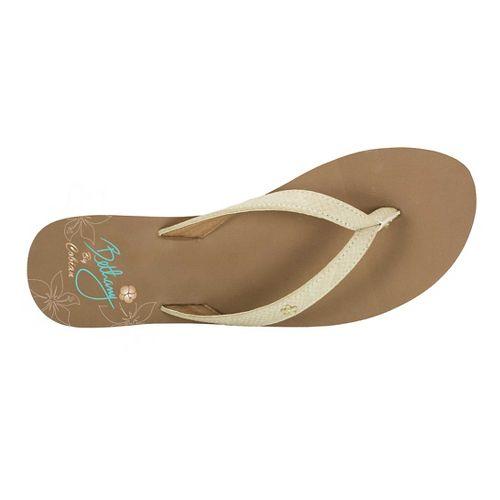 Womens Cobian Hanalei Sandals Shoe - Tan 10