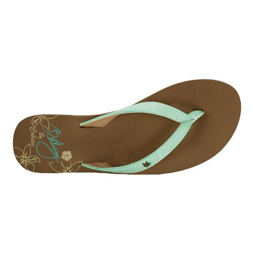 Womens Cobian Hanalei Sandals Shoe - Seafoam 9